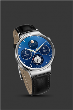 華為首款Android Wear 智慧手錶HUAWEI Watch 即日起支援繁體中文,功能全面升級!