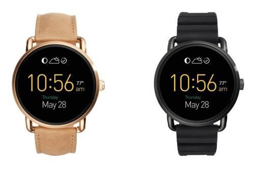 時尚服飾品牌跨足穿戴式裝置市場 Fossil推出兩款時尚有型智慧型手錶