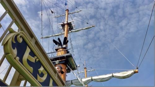 帶著 HTC Butterfly 3 去旅行 日本箱根半日遊 蘆之湖海賊船