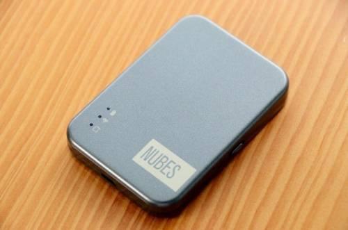 NUBES掌中雲 隨時無線分享讀取你的SD Card