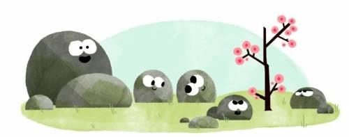 [Google Doodle]2016 春分到了 過敏兒們請全副武裝!