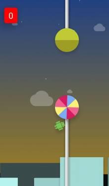 Android手機小彩蛋 版本圖示和棒棒糖用戶專屬小遊戲