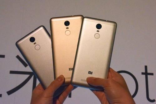 紅米 Note3 23日強悍上市 售價分別為NT 5 499與NT 6 499