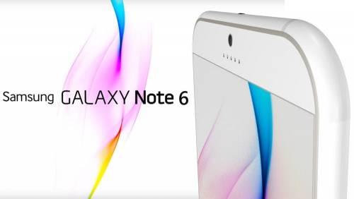 Note 6規格曝光 據傳將搭載4 K螢幕與6GB RAM
