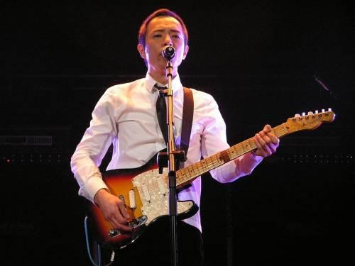 搖滾樂的狂熱記憶 華人傳奇樂團 BEYOND 吉他手 黃貫中