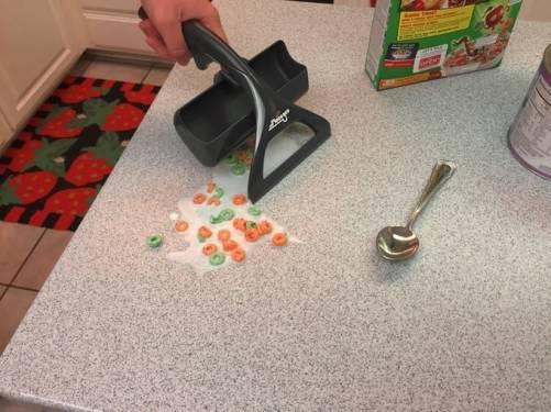 Sweegee 清潔刮刀 超環保 不需幾秒終快速清潔廚房料理檯殘渣