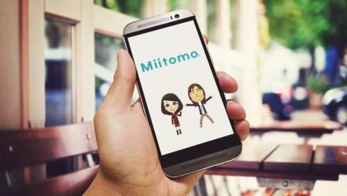 任天堂首款手遊 Mittomo 即將上線 遊戲中你就是主角