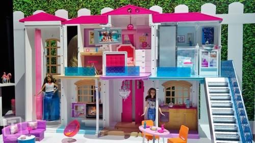 Hello 芭比夢想屋 當智慧家庭進入芭比娃娃的世界