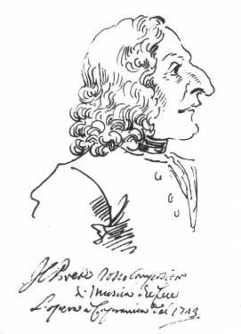 古典協奏曲之父 紅髮神父 安東尼奧·維瓦爾第