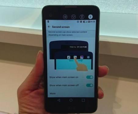 LG 推出雙螢幕中階新機 X screen