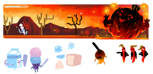 [Google Doodle] 辣椒度量之父 Wilbur Scoville 韋伯·史高維爾 151 歲冥誕