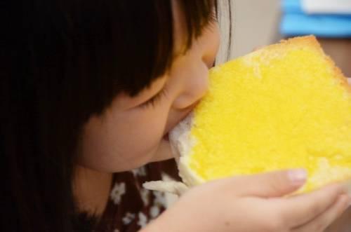 塗鴉牆厚片土司 用趣味和你家人一同共進早餐