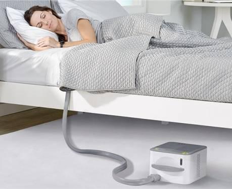 NUYU 睡眠系統 睡覺不再被熱醒或冷醒