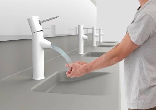 省水水龍頭 從洗手過程養成省水習慣