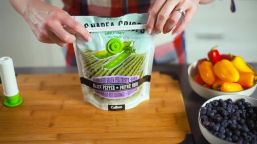 VacuumClicka自己製作真空包裝壓縮袋 保存食物好容易