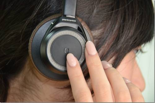 Plantronics BackBeat SENSE 無線藍牙智慧耳機 一手掌握好聲音