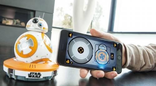 你也可以擁有電影裡的機器人!星際大戰七部曲超萌機器人BB-8