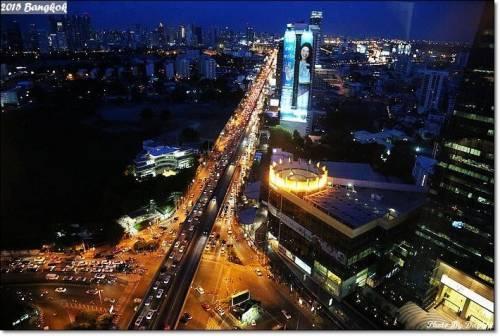 泰國曼谷 4間高空夜景酒吧 餐廳 把城景 河景看透透