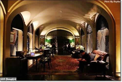 泰國曼谷 Hotel Muse The Speakeasy 天台酒吧 重溫 1920 年代的歐洲設計美學