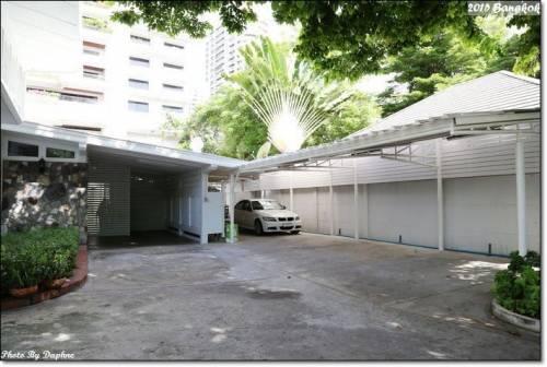 泰國曼谷 Chan 038; Yupa Tearoom 專屬於女孩的私宅下午茶餐廳