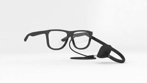 EyeControl 眼球交互眼鏡 幫助漸凍人與外界溝通