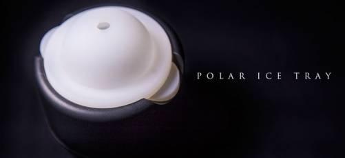 極地冰球 Polar Ice Tray 無雜質的飲料冰球自己做