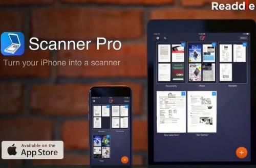 scanner pro 6 強化 iPhone iPad 行動掃描器體驗