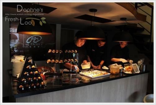 台北內湖 FACILE 法斯樂私人廚房 見識廚師翻玩在地食材×法式料理的功力