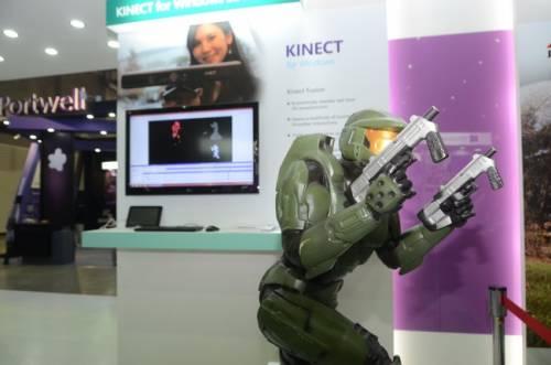 Kinect也可以當3D掃描機