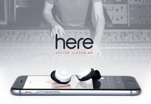 噪音退散!Here Active Listening 只給你聽愉悅的聲音