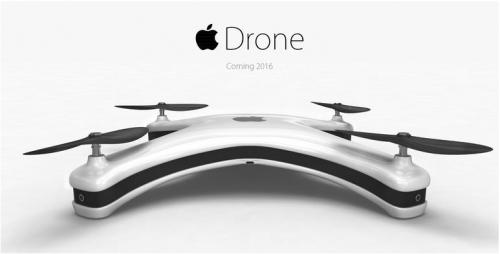 如果有一天 Apple 推出無人駕駛飛機?