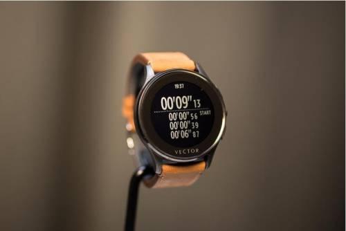 可續航30天的智慧手錶 Vector