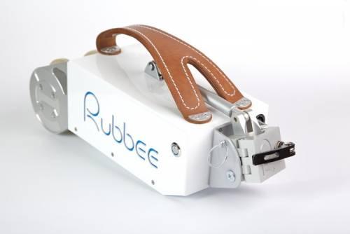 腳踏車輕鬆騎 免變速!Rubbee把你的腳踏車變成電動車