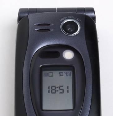 史上第一支百萬像素拍照手機 J-SH53回顧