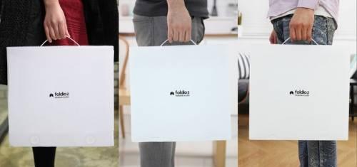 手機與Foldio2 打造強大的個人簡易攝影棚