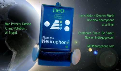 科幻小說的靈感!腦聽器 NEO Neurophone 為你帶來心靈平靜與智慧