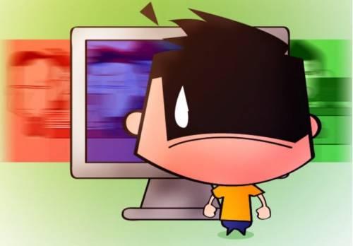 電視看動作片清晰與否 由反應速度決定