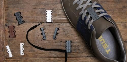 用 Zubits 鞋帶不再落落長又勾勾纏