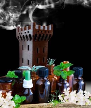 來自中國古代歷史的靈感 用煙霧的香氣提醒你手機來電與訊息通知