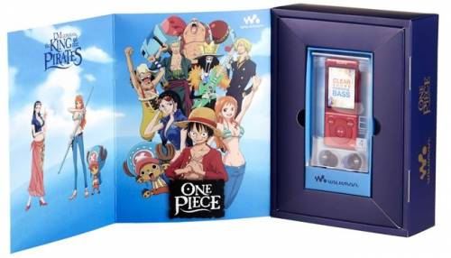Sony Walkman X One Piece 海賊迷必收好物