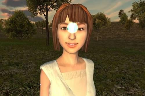 具有眼球追蹤技術的頭戴式顯示器FOVE 戴上它一秒變殺手!