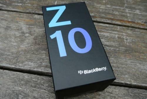 BlackBerry Z10 專用保護貼 保持原機的順暢感