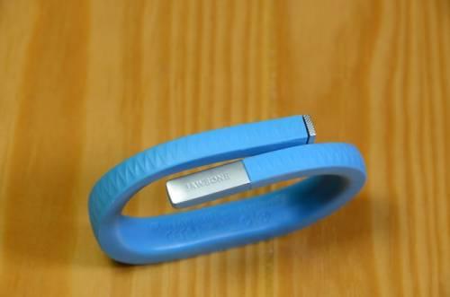 時尚手環變身健康管理師 Jawbone UP讓你生活更UP