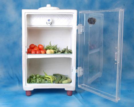 Clay Fridges 免插電 免維修的黏土冰箱