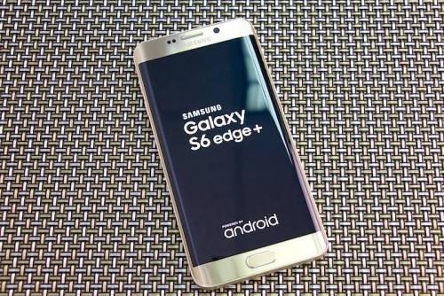 雙曲優美線條 極致工藝的 Galaxy S6 edge+ 動手玩