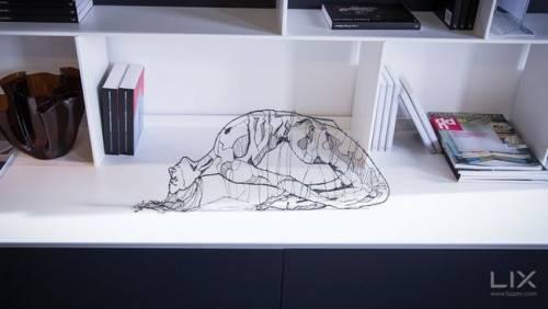 LIX 3D列印筆 恣意在空氣中揮灑