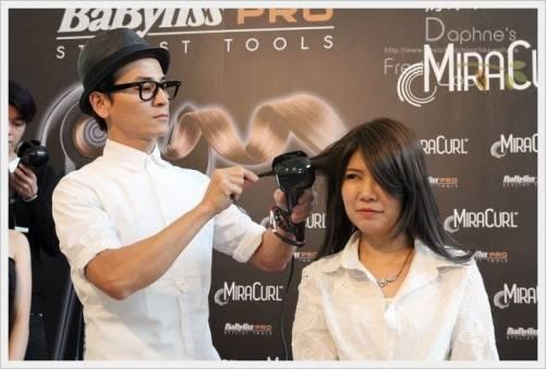 BaByliss PRO MiraCurl魔幻捲髮造型器 8秒變成嫵媚女人