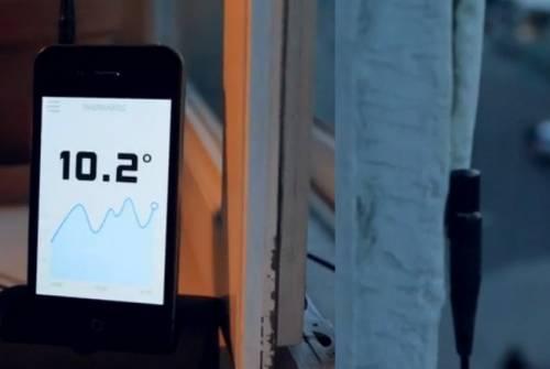 手機可準確測量氣溫?怎麼辦到的?