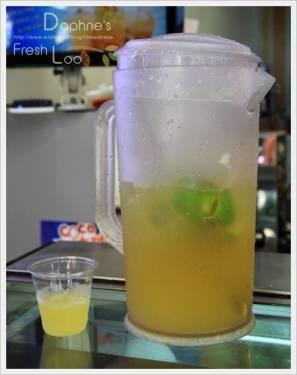 CoCo都可茶飲 檸檬霸 完美比例消暑飲品 湖口中正店
