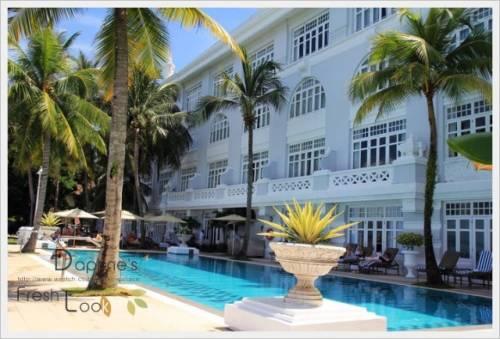 馬來西亞檳城 東方大酒店 Eastern And Oriental Hotel